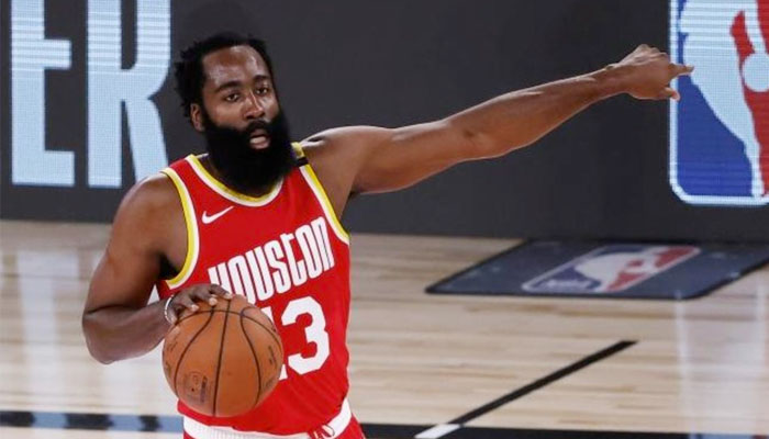 La stat inquiétante de James Harden contre le Thunder NBA