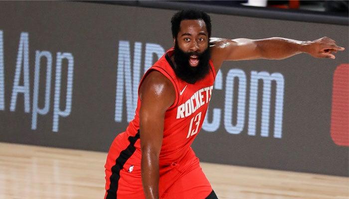 Le nouveau gros carton de James Harden-NBA
