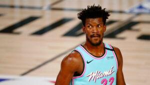 NBA – La note incompréhensible attribuée à Jimmy Butler dans 2K21