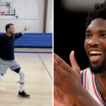 NBA – L'hilarante imitation de Joel Embiid par Steph Curry