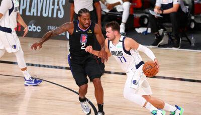 NBA – Malgré un énorme Luka Doncic, les Clippers filent au prochain tour !