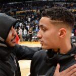 NBA – Kyle Kuzma pousse un coup de gueule sur le cas Melo