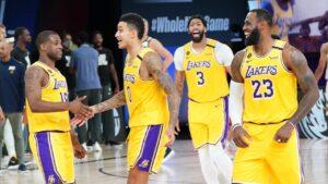 NBA – 5 free agents bon marché que les Lakers pourraient viser