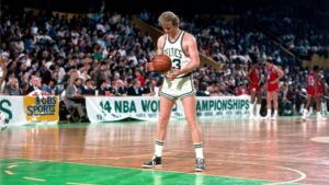 NBA – Larry Bird, le grand gâchis