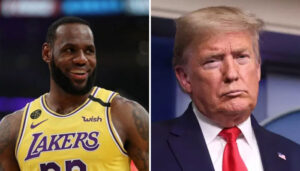NBA – LeBron James ridiculise encore Donald Trump pendant le débat !
