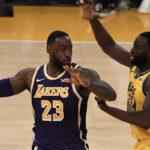 NBA – L'étrange défaut des Lakers face aux Warriors