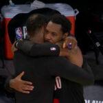 NBA – Le gros compliment de LeBron James pour Melo et les Blazers