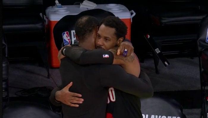 LeBron James rend hommage à Melo et aux Blazers