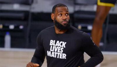 NBA – Le joueur que LeBron a personnellement contacté après son élimination
