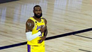 NBA – La conséquence néfaste de la saison 2020/2021 pour LeBron