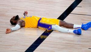 NBA – Comment les Lakers ont laissé tomber LeBron James