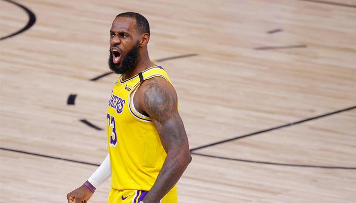 LeBron se réveille enfin et les Lakers prennent l'avantage ! NBA