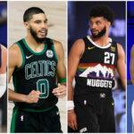 NBA – Luka, Tatum, Murray et Mitchell ont écrit l'histoire ensemble hier