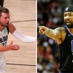 NBA – Marcus Morris provoque à nouveau salement Luka Doncic