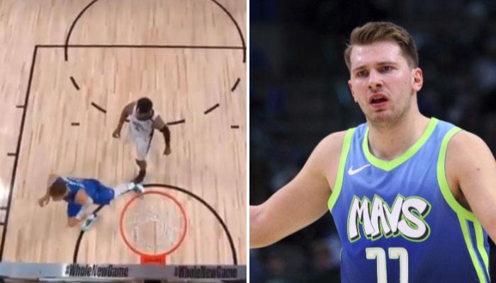 Marcus Morris a-t-il tenté de blesser Luka Doncic ? NBA