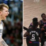 NBA – Marcus Morris éjecté pour un nouveau vilain geste contre Luka !