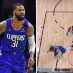 NBA – Marcus Morris répond sèchement aux accusations de vilain geste sur Luka