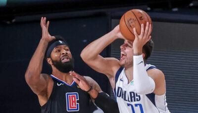 NBA – Marcus Morris provoque Luka Doncic sur les réseaux