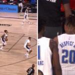 NBA – Markelle Fultz marque un panier fou de son propre camp !