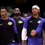 NBA – Le comportement d'un ancien des Lakers inquiète sérieusement les fans