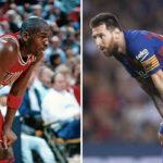 NBA – « Lionel Messi est le joueur qui se rapproche le plus de Michael Jordan »