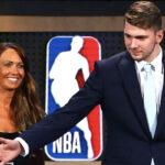 NBA – La mère de Luka Doncic réagit à la performance héroïque de son fils