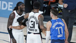 NBA – L'avis tranché de JJ Redick sur l'incident Doncic/Harrell