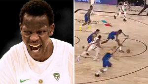 NBA – Bol Bol sort une énorme passe à la Magic Johnson !