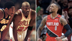 NBA – Damian Lillard rejoint Wilt, LeBron, Kobe et MJ dans un prestigieux cercle !