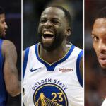 NBA – Draymond s'incruste dans le beef entre Lillard et PG… et les chauffe !