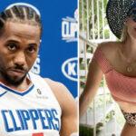 NBA – Une célèbre actrice tente son coup avec Kawhi, les fans se déchainent