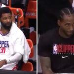 NBA – La réaction épique de Kawhi à la blague douteuse d'un coéquipier