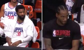 NBA Kawhi Leonard Marcus Morris Fun Guy