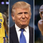 NBA – LeBron ou Jordan ? Donald Trump a fait son choix