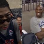 NBA – Quand Kobe donnait la leçon à Anthony Davis sur son mono-sourcil