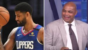 NBA – Charles Barkley détruit Paul George et ses commentaires sur la dépression