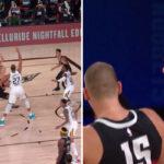 NBA – Rudy Gobert contre violemment Nikola Jokic et trash-talke !