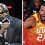 NBA – Shaq mis en sueur : « Gobert te dominerait, tu ne pourrais pas jouer ! »