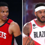 NBA – Les mots forts de Russell Westbrook pour Carmelo Anthony