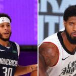 NBA – Pourquoi Seth Curry a-t-il insulté Paul George après un panier anodin ?