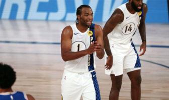 Le joueur NBA des Indiana Pacers T.J. Warren égale Stephen Curry et Kevin Durant avec une statistique folle !