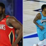 NBA – Pourquoi Zion en veut aux médias au sujet de Ja Morant