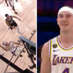 NBA – L'incroyable fail d'Alex Caruso contre les Nuggets