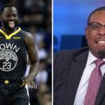 NBA – Draymond Green répond à Paul Pierce après ses attaques sur LeBron