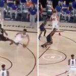 NBA – Le cross ultra-violent de Jamal Murray sur Kawhi Leonard !