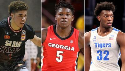 Draft NBA 2020 : le récap complet des rookies sélectionnés