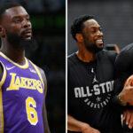 NBA – LeBron et D-Wade se moque de la nouvelle coupe de Lance Stephenson !