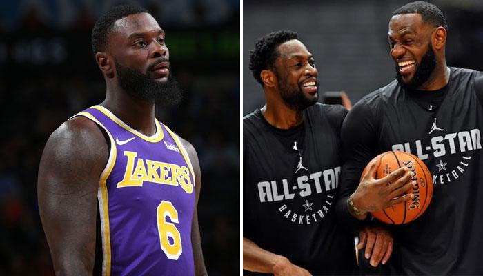 LeBron et Dwyane Wade se sont bien moqués de Lance Stephenson sur Instagram NBA