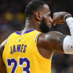 NBA – Le nouveau record all-time impressionnant de LeBron James