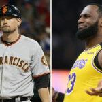 NBA – Après une superstar de l'UFC, un ancien champion MLB insulte LeBron